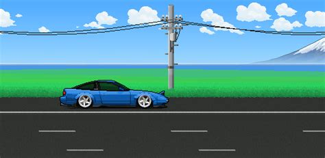Pixel Car by Pixel Car Racer Ios Android Androidtab Mod Db