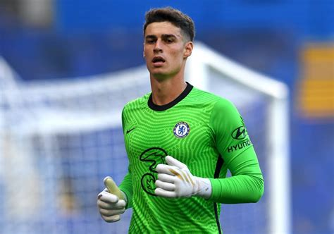 Frank Lampard looking to give Kepa Arrizabalaga confidence ...