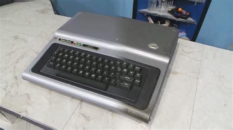 trs 80 color computer the 8 bit restores a trs 80 color computer 1 vintage