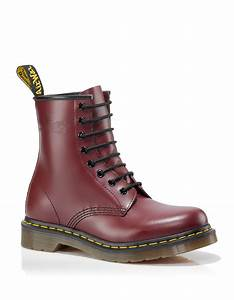 Banana Republic Size Chart Dr Martens Synthetic Women 39 S Original 8 Eye Boots In Red