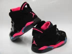 Baby Girl Jordan Shoes