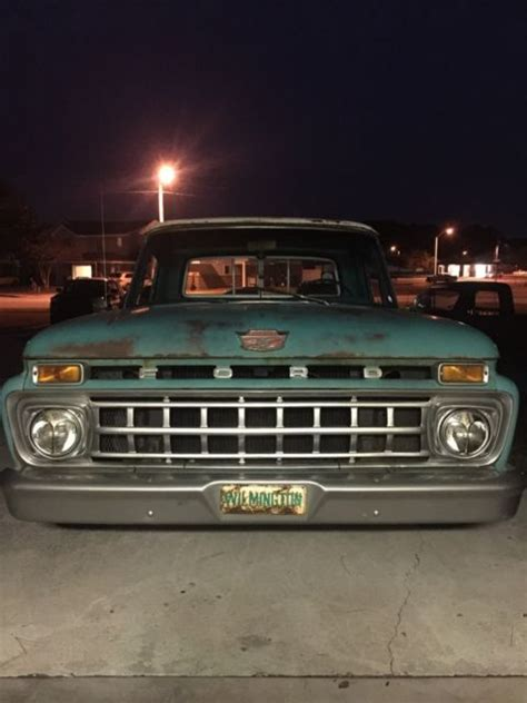patina truck classic ford     sale