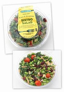 Better Than Trader Joes's Kale and Edamame Bistro Salad ...