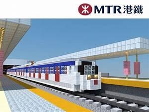 MTR Hong Kong SP1900 Minecraft Project