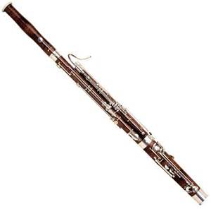 Bassoon Instrument