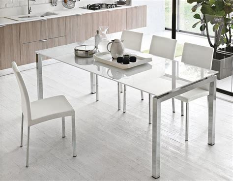 glass dining room table target modern target point auriga 140 extending glass and metal