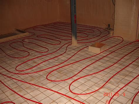 Heated Floors Toronto - the reno coach passive house project in toronto radiant