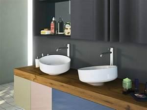 Waschtisch Weiß Holz : badezimmer waschbecken 29 beispiele mit modernem design ~ Sanjose-hotels-ca.com Haus und Dekorationen