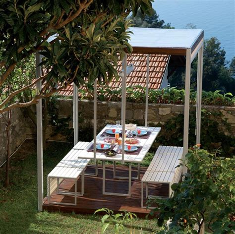 Gazebo Pircher Gazebo Canopies Kuba Modern Gazebo Design By Pircher