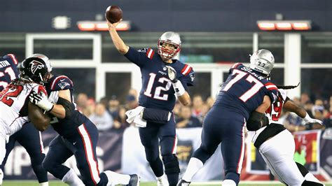 falcons  patriots score results highlights