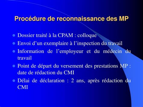 siege cpam ppt les maladies professionnelles réunion du gemto du 26