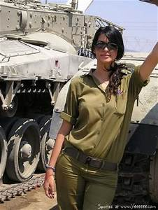 Female Israeli soldiers | Beautiful Israeli Female ...