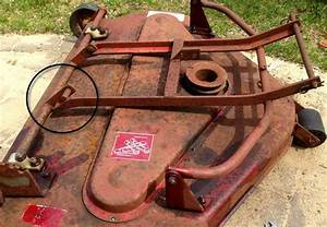 Manual Needed For 1968 Wheel Horse 36 U0026quot  Rear Discharge Deck