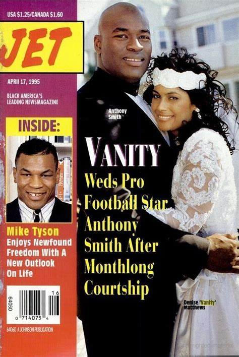 Vanity Husband by Vanity S Marriage To Anthony Smith Article