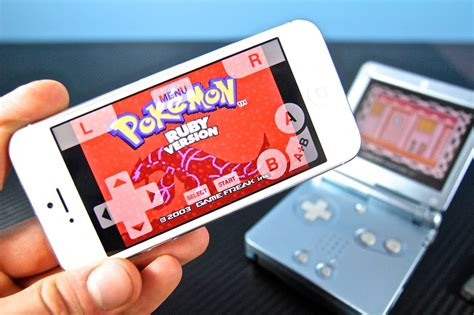 How To Install New Gpsphone Gba Emulator Free On Iphone