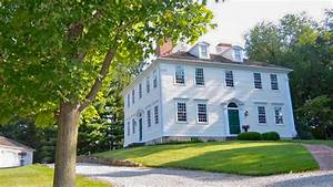 Built In Ct In 1796  This Historic Home Was Reassembled In