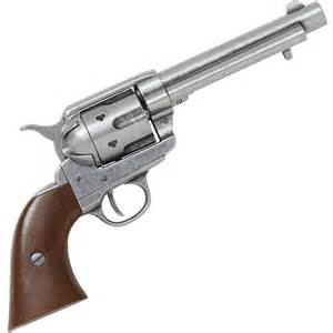 Colt 45 Peacemaker Revolver
