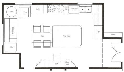 kitchen floorplans commercial kitchen design plans kitchen and decor