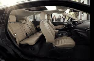 ford escape seating capacity  cargo volume  metric