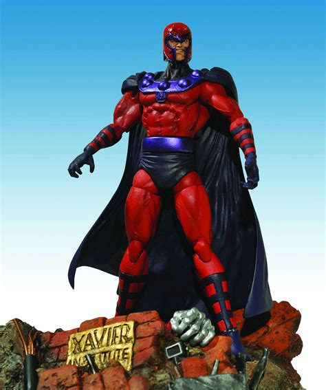 marvel select magneto actionfigur marvel select marvel