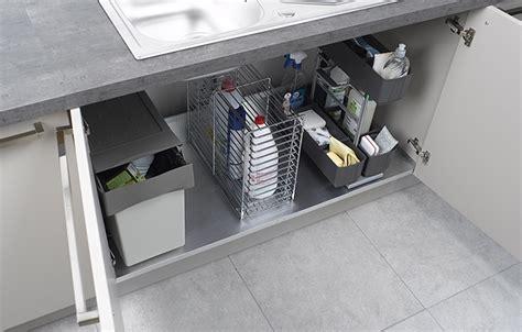 rangement sous evier cuisine rangement meuble sous evier cuisinez pour maigrir