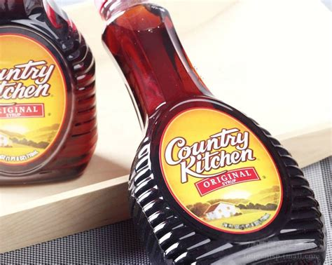 country kitchen maple syrup country kitchen original syrup d 233 j 224 vu mart 6099