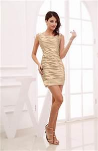 beige color club dresses uwdresscom With beige dress for wedding guest