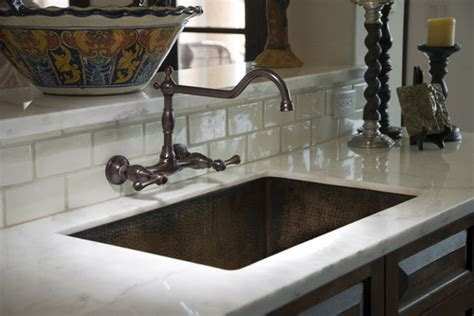 What are the benefits of an undermount kitchen sink vs a
