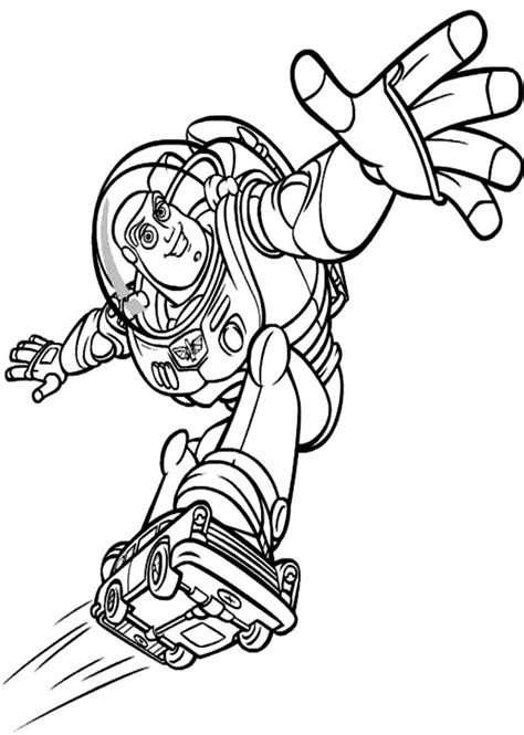 free printable coloring pages free printable buzz lightyear coloring pages for