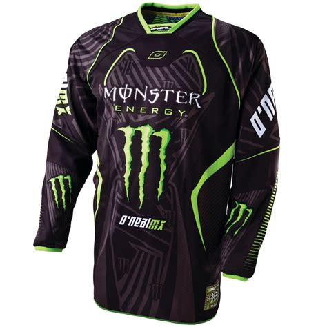 monster energy motocross gear oneal 2011 hardwear ricky dietrich monster energy mx race