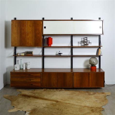 bureau d achat système d 39 étagères scandinave modulable ées 60 vintage