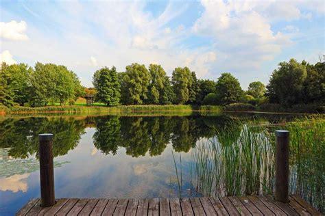 Britzer Garten Entspannt Durch Das Herbstliche Berlin