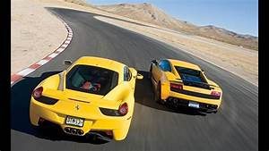 Ferrari Vs Lamborghini : ferrari vs lamborghini which is better youtube ~ Medecine-chirurgie-esthetiques.com Avis de Voitures