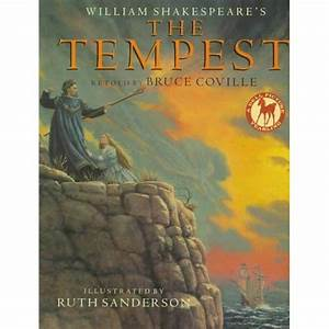 William Shakespeare's: The Tempest by Bruce Coville ...
