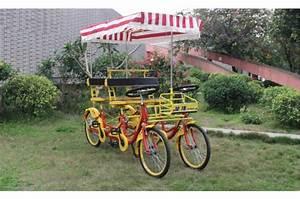 Fahrrad 4 Räder : neue stil 4 sitzer vierr drige 4 personen surrey fahrrad ~ Kayakingforconservation.com Haus und Dekorationen