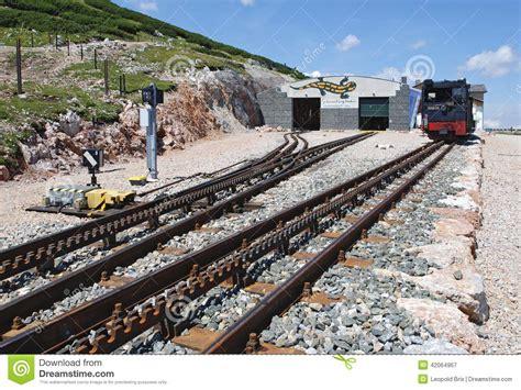 Ferrovia A Cremagliera by Ferrovia A Cremagliera Sulla Montagna Schneeberg