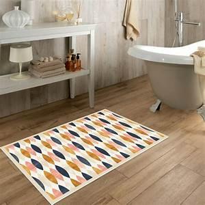 Tapis Vinyle Sol : tapis vinyle tap0344 ~ Premium-room.com Idées de Décoration