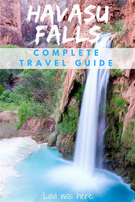Havasu Falls Hiking and Camping Travel Guide » Lavi was here.