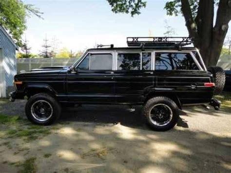 jeep grand wagoneer classic truck  gloucester nc