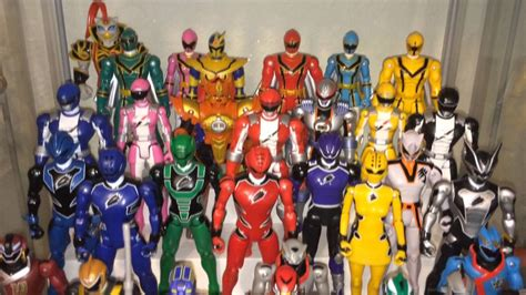Power Rangers Collection Youtube