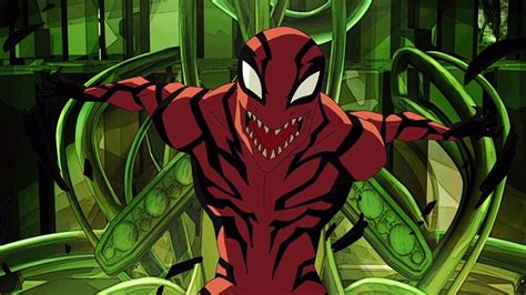 carnage debuts this weekend on ultimate spider 171 pop