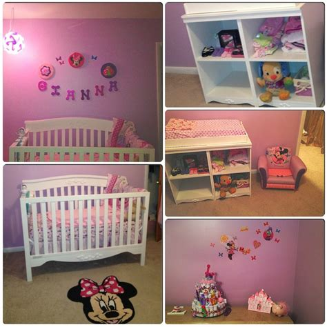 minnie mouse room decor for babies 17 images about minnie mouse nursery for aniyah on