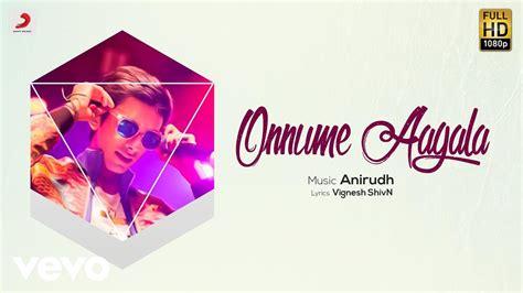Lyric Video  Anirudh