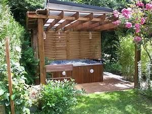 Spa Extérieur Bois : spa d 39 int rieur ou d 39 ext rieur que choisir ~ Premium-room.com Idées de Décoration