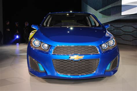 Chevrolet Aveo Rs Technical Details History Photos On