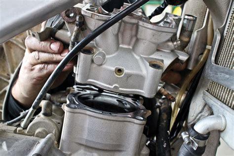 change   strokes piston transmoto