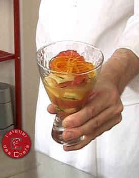 cuisine froide soupe froide d 39 agrumes à la menthe et aux écorces d 39 orange confite pour 6 personnes recettes