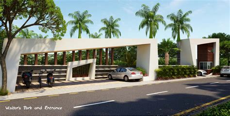 Photo : Home Elevation Designs In Tamilnadu Images. 3BHK