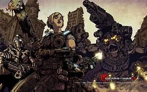 Gears Of War Gears Of War 3 Video Games Wallpapers HD