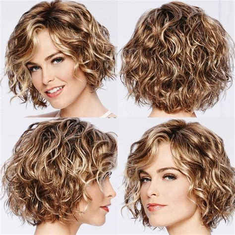 perms style avedaibw short hair perm in 2019 short